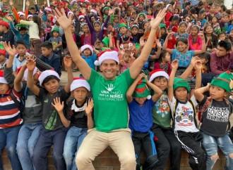 Proyecto de las fundaciones Ismael Cala y Tigo cambia la vida de centenares de niños en Guatemala