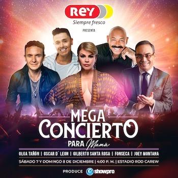 Mañana arranca el mega concierto del año