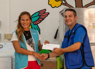 Samsung dota con equipos de línea blanca a Aldeas Infantiles SOS Panamá