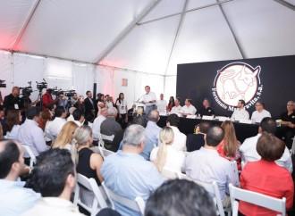 Presidente Cortizo Cohen destaca compromiso del gobierno para aumentar exportaciones