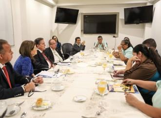 Presidente establece hoja de ruta para atender a personas afectadas pordietilenglicol