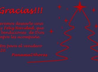 Gracias!!! A todos nuestros aliados, socios, lectores y amigos. ¡Feliz Navidad!