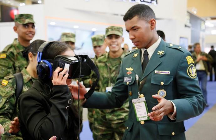 Más de 20 países presentan sus innovaciones en Expodefensa 2019