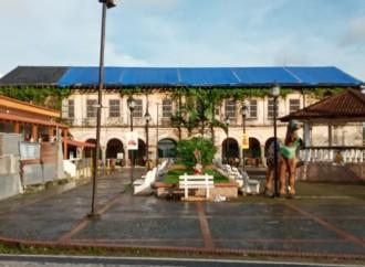 MiCultura inicia trabajos para el rescate del edificio de La Aduana en Portobelo