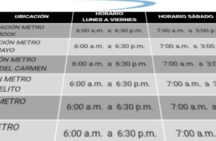 Inicia actualización de Tarjetas Especiales que brinda descuentos en el servicio de trenes del Metro de Panamá