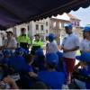 Inicia Verano Feliz «Juguemos en el Casco»
