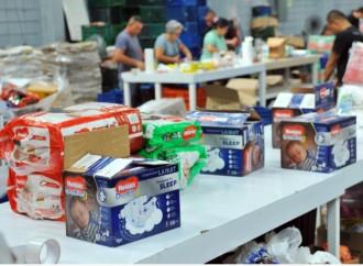 Alianza entre Kimberly-Clark y el Banco de Alimentos de Panamá brindará acceso a productos esenciales