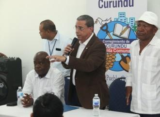 Moradores de Curundú y Miviot acuerdan reubicación