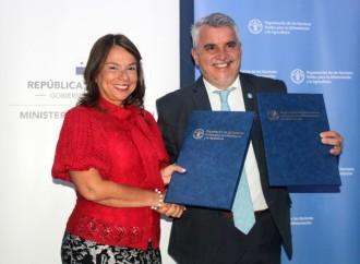Meduca y FAO firman convenio para garantizar agua potable en escuelas rurales e indígenas