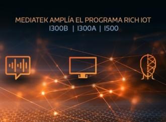 MediaTek amplía el programa Rich IoT con nuevos socios, para impulsar la innovación en el mercado de dispositivos inteligentes