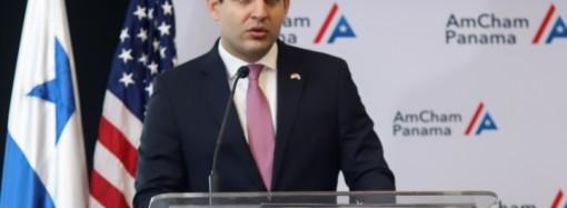 Luis H. Moreno IV es el nuevo presidente de AmCham Panamá para el período 2020