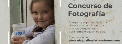 Concurso de fotografía capturará el poder transformador del agua