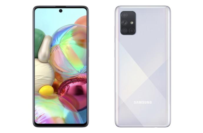 Samsung anuncia los nuevos Galaxy A71 y Galaxy A51