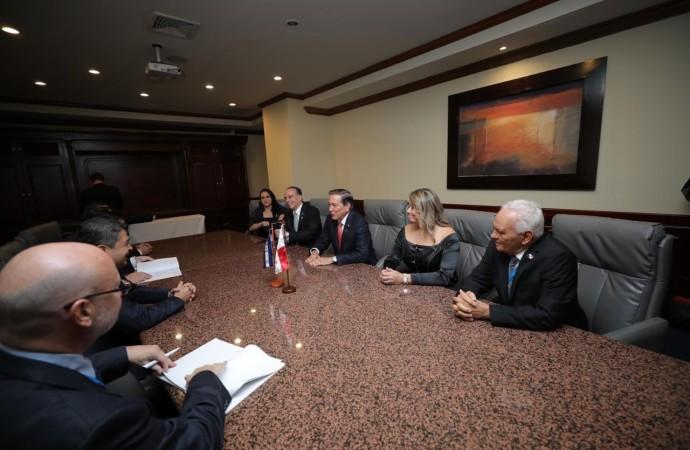 Cortizo Cohen participa en toma de posesión de presidente de Guatemala