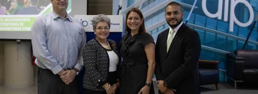 UIP realiza clausura del Programa de Talleres para el Mejoramiento de Técnicas y Estrategias de Enseñanza en Asignaturas STEM
