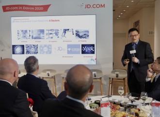 Empresa JD.com, la más grande de comercio electrónico de China, interesada de invertir en Panamá