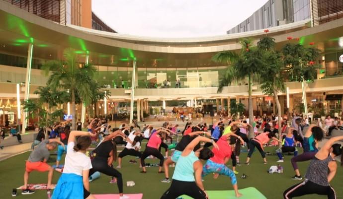 Arranca el Verano Wellness 2020 en Town Center Costa del Este