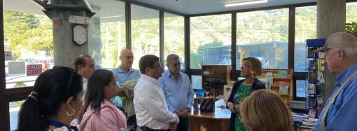 MiCultura coloca primera piedra para construcción de Centro Cultural y Museo del Ferrocarril en Bugaba