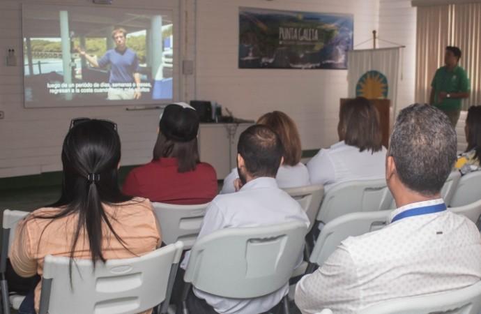 Miviot y Smithsonian evalúan desarrollar programa de educación ambiental en Altos de Los Lagos