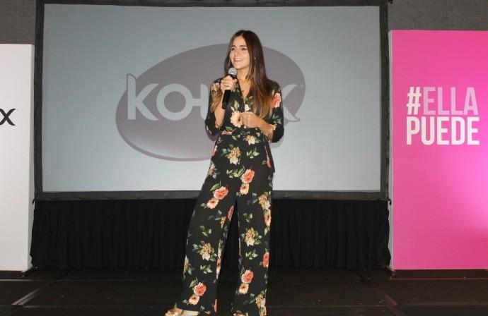 Kotex empodera a jóvenes a alcanzar el éxito en sus propios negocios