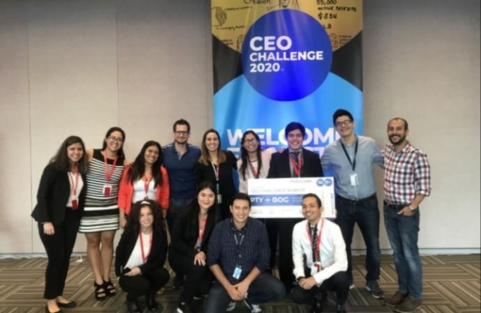 Panamá seleccionó su equipo para participar en el P&G CEO Challenge 2020