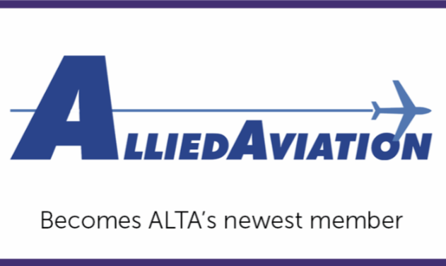 Allied Aviation se une como miembro de ALTA