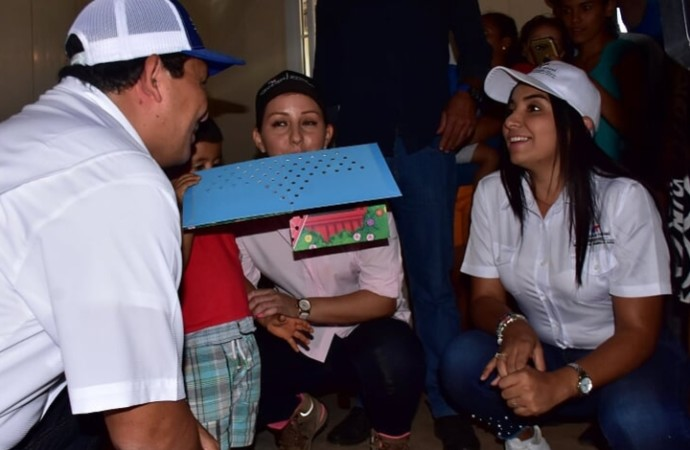 Autoridades realizan Jornada gubernamental en la Provincia de Herrera