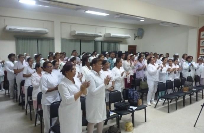 Enfermeras hacen llamado a las autoridades de salud