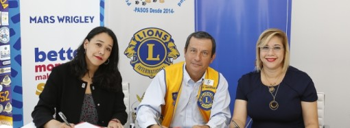 Mars Wrigley, el Ministerio de Salud (MINSA) y Club de Leones de Balboa unen esfuerzos por la salud de los niños panameños