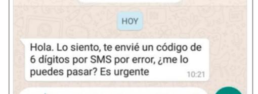 ESET alerta sobre un engaño que roba cuentas de Whatsapp con el código de verificación