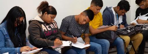 Jóvenes de Aprender Haciendo se capacitan en habilidades para la vida y el trabajo