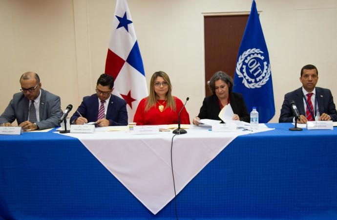Panamá y OIT afinan estrategia laboral 2020-2021