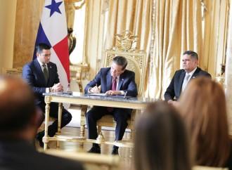 Presidente Cortizo Cohen anuncia cambio de ministro de Seguridad y Gobierno