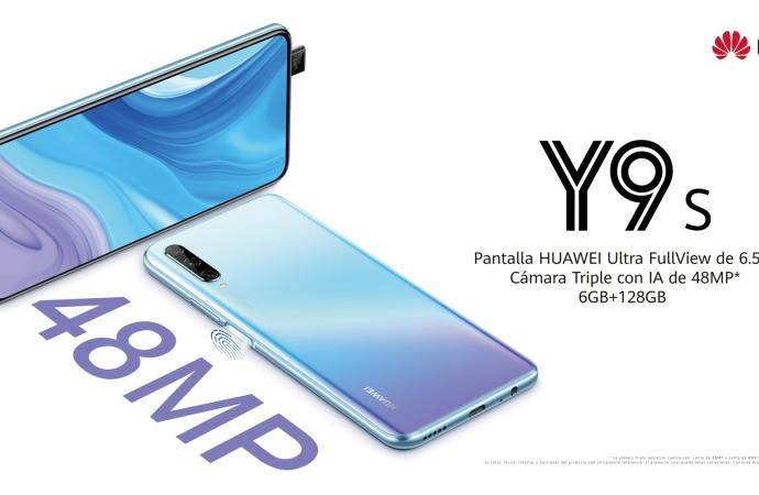 Con una extraordinaria experiencia de fotografía y visualización, llega a Panamá el nuevo Huawei Y9s