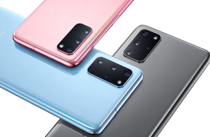 Presentamos el Samsung Galaxy S20:  Cambia la forma en que experimentas el mundo