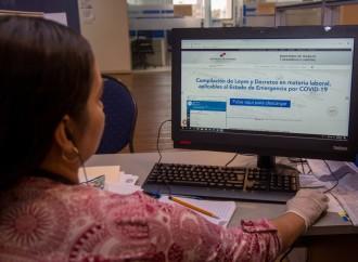 Mitradel gestionará de manera electrónica trámites de contratos y reducción de jornadas laborales