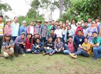 Dell Technologies se suma a jornada de reforestación en Chiriquí