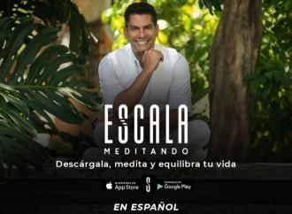 Covid-19: Ismael Cala publica siete meditaciones gratuitas en la app «Escala Meditando»