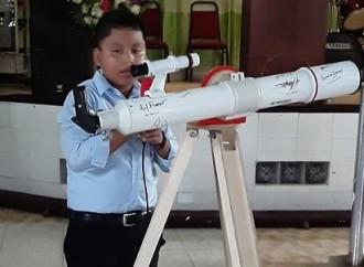 """Abierta Competencia Global:""""Telescopios para todos"""""""