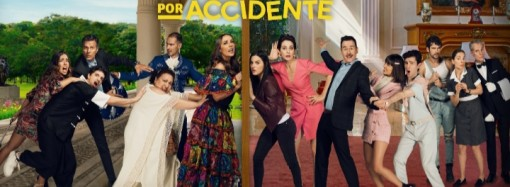 "Claro video estrena la serie ""Herederos por Accidente"""