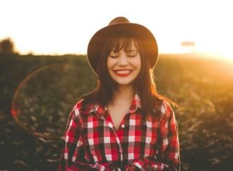 Ser feliz le hace más saludable