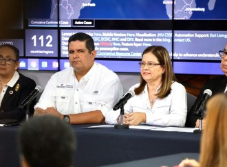 Autoridades confirman primer caso de COVID-19 en Panamá