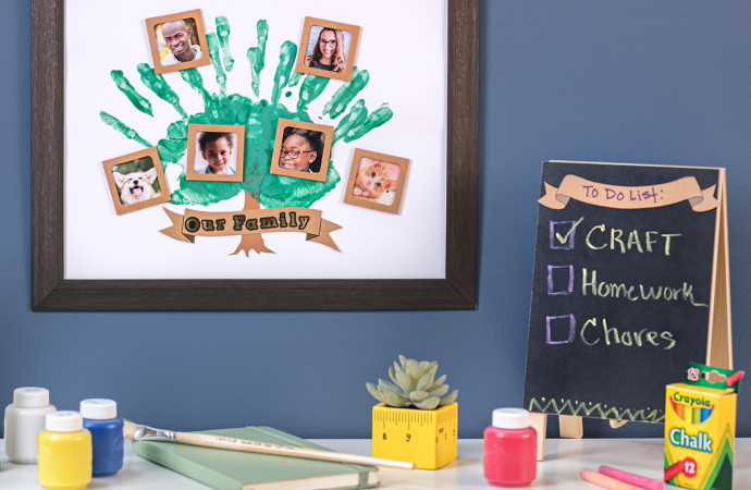 Tres actividades para ordenar tu hogar con creatividad