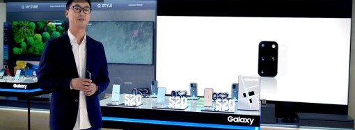 Exitoso lanzamiento digital del Samsung Galaxy S20 en la región