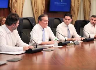 Gobierno pone en marcha el plan Panamá Solidario