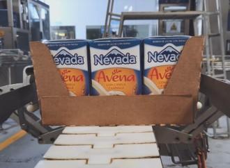 Productos Nevada mantiene el compromiso de garantizar el abastecimiento de sus productos
