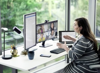 Microsoft comparte consejos para mantenerse productivos mientras trabajan de manera remota