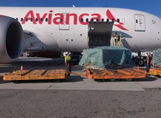 Avianca realiza primer vuelo de carga en un B787, antes dedicado al transporte de pasajeros