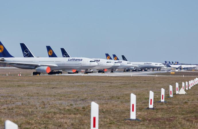 Grupo Lufthansa decide sobre primer paquete de reestructuración