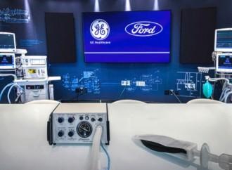 Ford producirá 50,000 ventiladores en Michigan en los próximos 100 díasla colaboración con GE Healthcare ayudará a los pacientes de Coronavirus